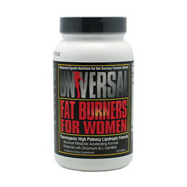 Fat Burners For Women (120 tabs)