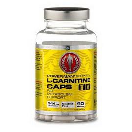 L-Carnitine Caps (90 caps)