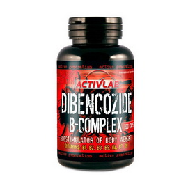 Dibencozide B-Complex (60 caps)