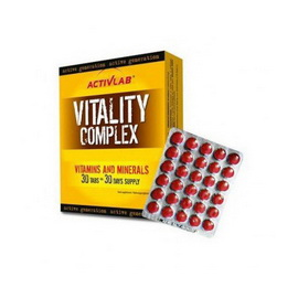 Vitality Complex (30 tabs)