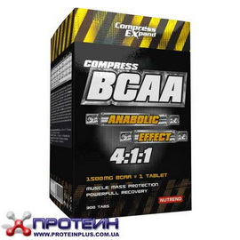 Compress BCAA (300 tabs)
