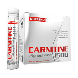 Carnitine 1500 + Synephrine (1 x 25 ml)