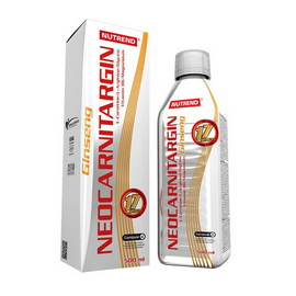 NeoCarnitargin with Ginseng (500 ml)