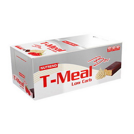 T-Meal Low Carb Bar (24 x 40 g)