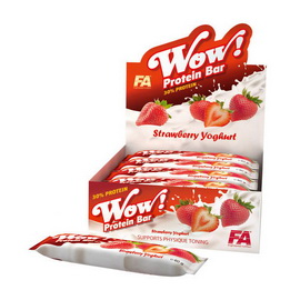 WOW Protein Bar (12 x 60 g)