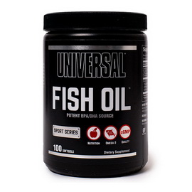 Fish Oil (100 caps)