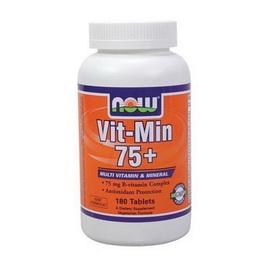 Vit-Min 75+ (180 tabs)