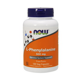 L-Phenylalanine 500 mg (120 caps)