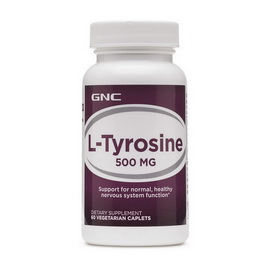 L-Tyrosine 500 (60 tabs)