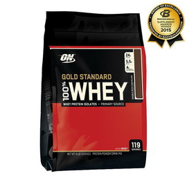 100% Whey Gold (3,63 kg)