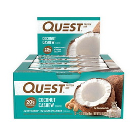 QuestBar Coconut Cashew (12 x 60 g)