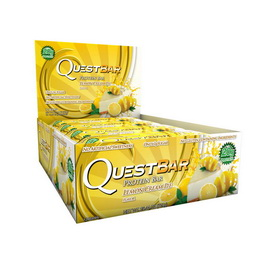 QuestBar Lemon Cream Pie (12 x 60 g)
