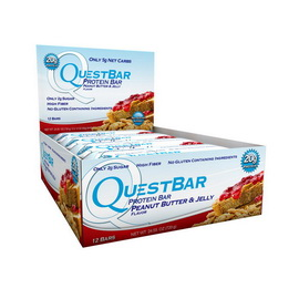 QuestBar Peanut Butter & Jelly (12 x 60 g)