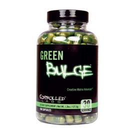 Green Bulge (150 caps)