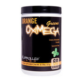 Orange OxiMega Greens (327 g)