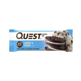 QuestBar Cookies & Cream (1 x 60 g)