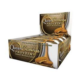 QuestCravings Peanut Butter Cups (12 x 50 g)