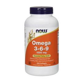 Omega 3-6-9 1000 mg (250 caps)