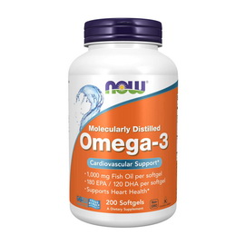 Omega-3 (200 caps)