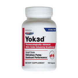 Yok3d (180 caps)