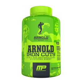 Arnold Iron Cuts (120 caps)