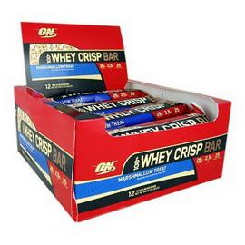 100% Whey Crisp Bar (12 х 65 g)