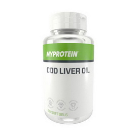 Cod Liver Oil (90 caps)