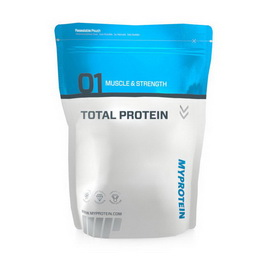 Total Protein Unflavored (2,5 kg)