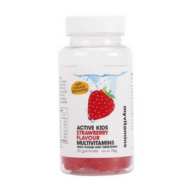 Active Kids Multivitamins (30 gummies)