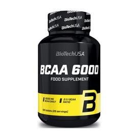 BCAA 6000 (100 tabs)