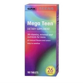 Mega Teen Reform (180 tabs)