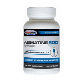Agmatine 500 (60 caps)