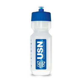 Water Bottle USN Blue (750 ml)