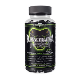 Black Mamba (65 mg ephedran) (90 caps)