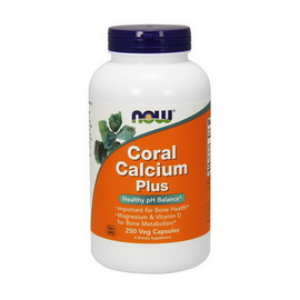 Coral Calcium Plus (250 veg caps)
