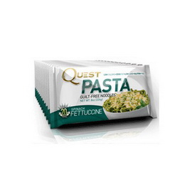 Quest Pasta - Spinach Fettuccine  (12 x 226 g)