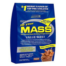Up Your Mass (4,54 kg)