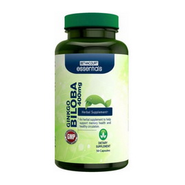 Ginkgo Biloba 400 mg (50 caps)