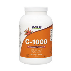Vitamin C-1000 (500 caps)