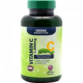 Vitamin C 1000 mg (100 tabs)