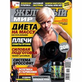 Журнал «Железный Мир» № 07/2013