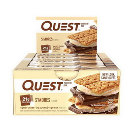 QuestBar S'mores (12 x 60 g)