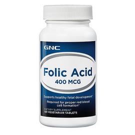Folic Acid 400 (100 veg tabs)