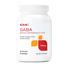 GABA 750 (90 caps)