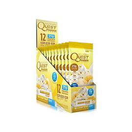 Quest Protein Banana Cream (12 x 28 g)