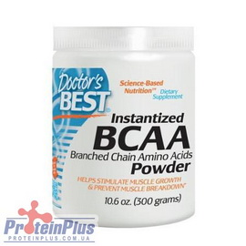 Instantized BCAA Powder (300 g)