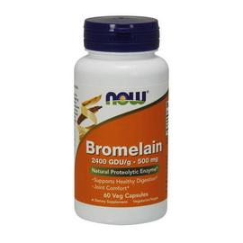Bromelain 500 mg (60 veg caps)
