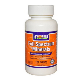 Full Spectrum Minerals (100 tabs)