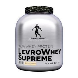 Levro Whey Supreme (2,27 kg)