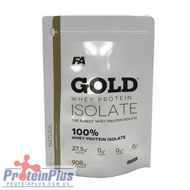 Gold Whey Protein Isolate (908 g)